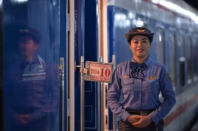 Trải nghiệm thú vị khi mua vé tàu Hà Nội - Huế - Đà Nẵng