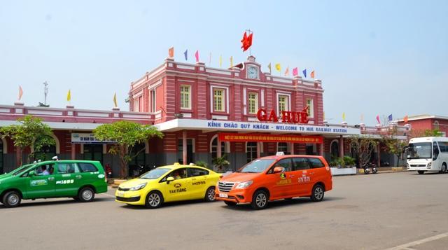 Du lịch đến Huế bằng tàu hỏa